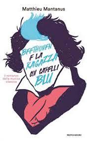 beethoven ragazza capelli blu